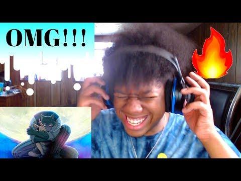 OMG!!!   BEASTARS OP BLIND REACTION!!!