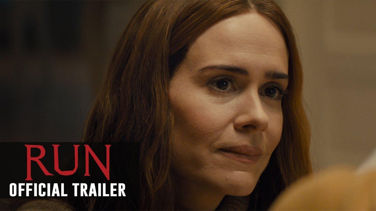 Download Run (2020 Movie) Official Trailer – Sarah Paulson, Kiera Allen