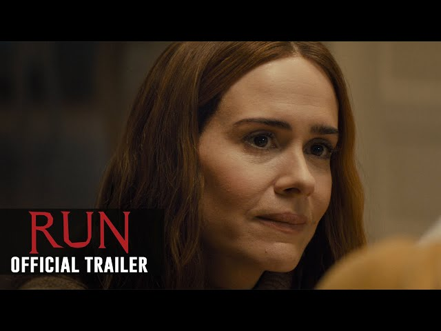 Run (2020 Movie) Official Trailer - Sarah Paulson, Kiera Allen