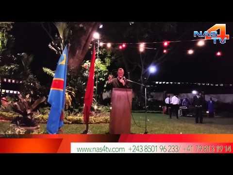 FETE NATIONALE SUISSE 724e EDITION A L'AMBASSADE DE SUISSE A KINSHASA RCONGO-NAS4TV