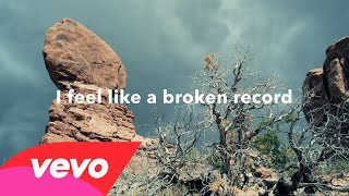 Shakira - Broken Record (Lyrics)