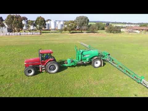 The 2017 season farming Australia VIC