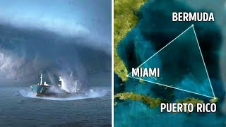 Bermuda Triangle Mystery¦Unsolved mysteries in Telugu   ALL IN 1 FACTS A1FACTS