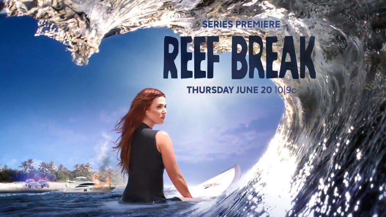 Download Reef Break ABC Trailer