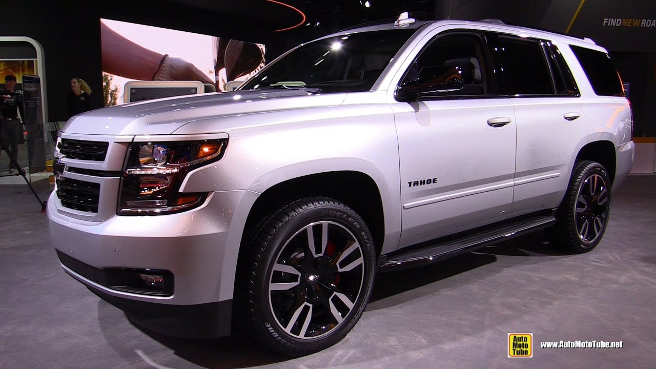 2019 Chevrolet Tahoe Walkaround - Exterior Interior Tour