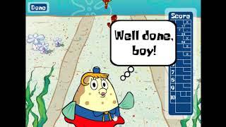 Spongebob Squarepants: Bikini Bottom Bowling (2003 PC Game)