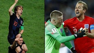 England und Kroatien im Clinch um den Legenden-Status