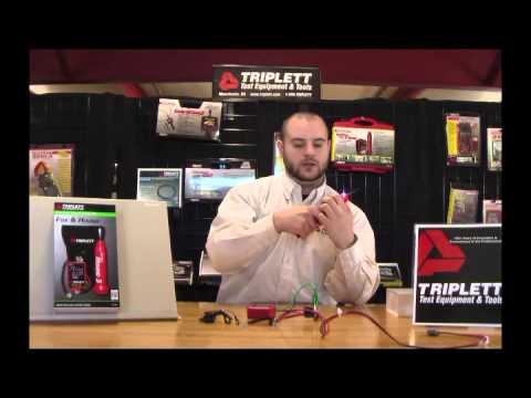 Triplett Test Equipment Tools Fox And Hound Video