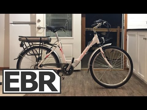 Vilano Pulse Video Review - Affordable Electric Bike Bought on Amazon
