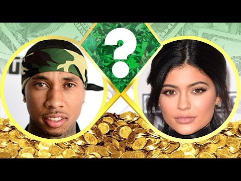 WHO'S RICHER? - Tyga or Kylie Jenner? - Net Worth Revealed! (2017)