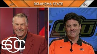 Mullet brothers Mike Gundy and Barry Melrose talk hair | SportsCenter | ESPN