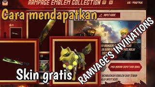 PEMBAHASAN LENGKAP EVENT RAMPAGE'S INVITATION!!