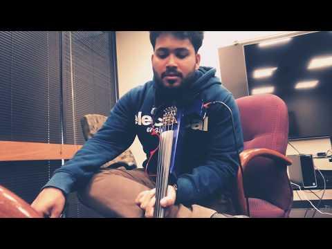 Aayiram Kannumai Violin Notes Explained   Carnatic Violin   Malayalam   Ashwin