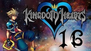 Kingdom Hearts Final Mix HD Episode 16 - Angry Dolphin