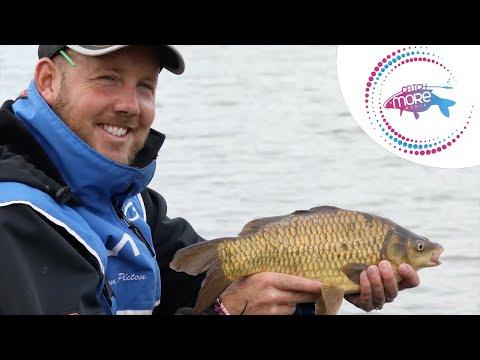 Winter F1 Fishing: Glen Picton At Manor Farm