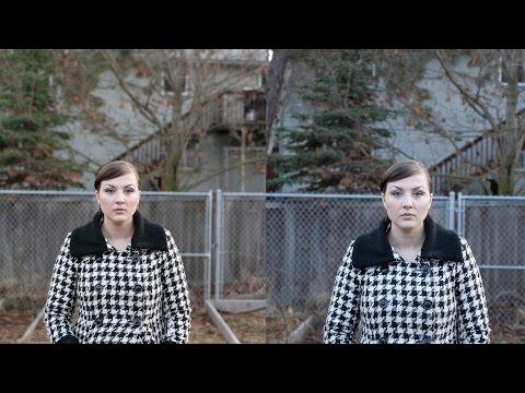 Samsung NX1 VS GH4 Quick Video Autofocus Test