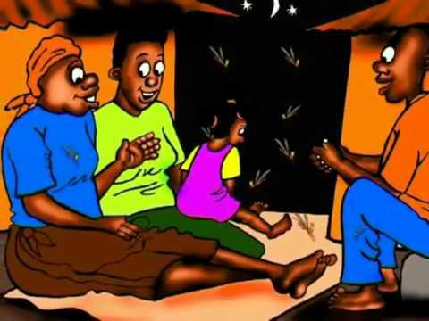 ZAMBIA Malaria: Annie Anopheles Cartoon Short - IPT for Malaria