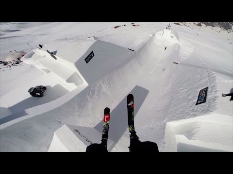 GoPro: Huge Double Backflip Gap with Jesper Tjder