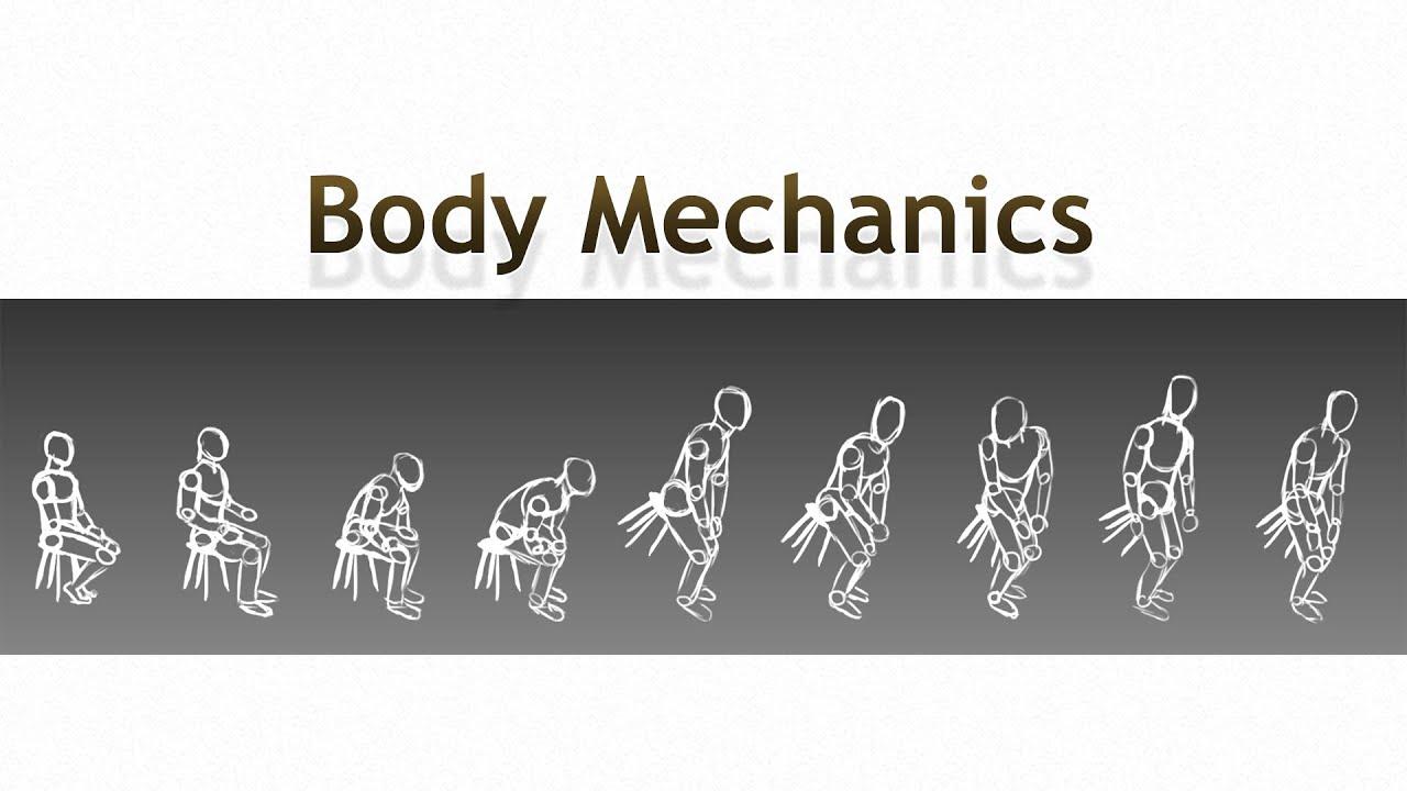 Animation Reel Body Mechanics Youtube