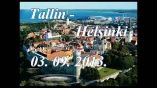 03.09. 2013. Из Таллина в Хельсинки  на пароме.(, 2014-01-04T20:15:33.000Z)