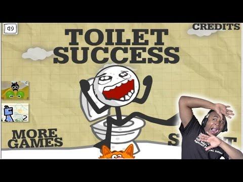 EXPLOSIVE DIARRHEA SIMULATOR!! - Toilet Success