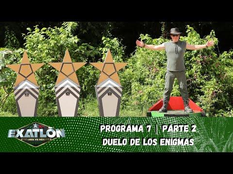 El Duelo de los Enigmas del Exatlón comenzó. | Capítulo 7, parte 2 | Exatlón México