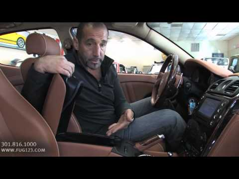 2007 Maserati Quattroporte Executive GT FOR SALE TEST DRIVE flemings ultimate garage maryland