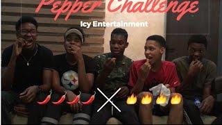 habanero pepper challenge   icy entertainment