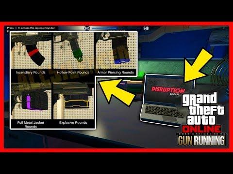 GTA 5 Online: ОБЗОР МОДИФИКАЦИЙ НА ОРУЖИЯ И НАГРАДЫ ЗА ПРОХОЖДЕНИЕ ТИРА | DLC «Торговля Оружием»