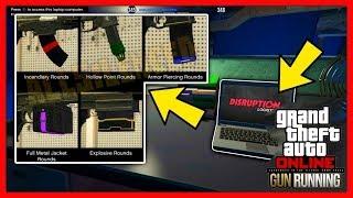 GTA 5 Online: ОБЗОР МОДИФИКАЦИЙ НА ОРУЖИЯ И НАГРАДЫ ЗА ПРОХОЖДЕНИЕ ТИРА   DLC «Торговля Оружием»