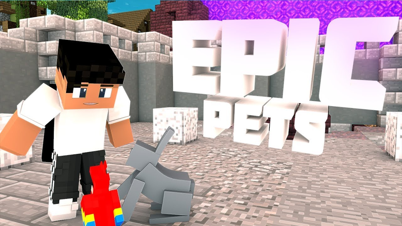 Epic Pets Plugin | Minecraft