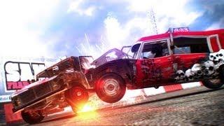Dirt Showdown - Rally meets Destruction Derby (Gameplay 1080p)
