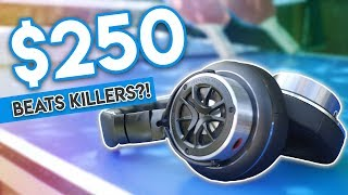 the 250 Headphones Created to KILL Beats?! 1MORE H1707 Review - Triple Driver Design!