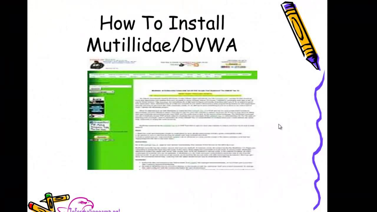how to install mutillidae | Kali Linux tutorials - - vimore org
