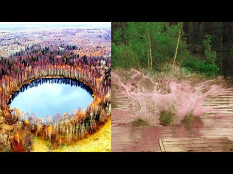 Озеро «ШАЙТАН». Обитает ли в нем ЗЛОЙ ДУХ?
