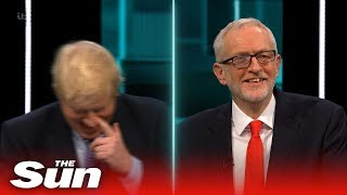 Top 5 funny moments from last night's election debate