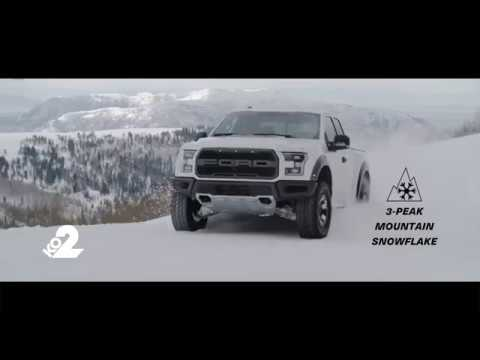 The BFGoodrich Tires KO2 is the tire of choice for the brand new Ford Performance Raptor Ranger
