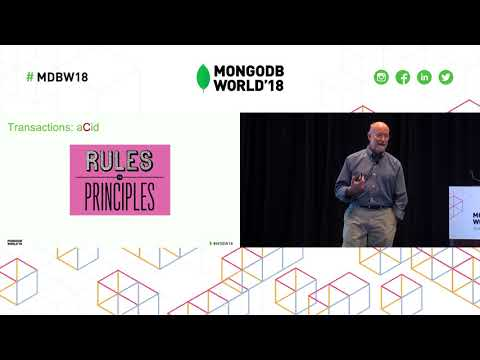 MongoDB: Building a New Transactional Model