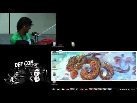 DEF CON 23 - Hardware Hacking Village - Machinist - Mechanical Engineering for Noobs