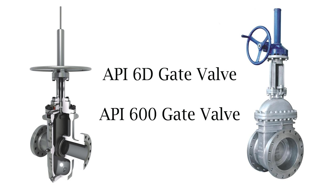 What Is Difference Between Api 6d And Api 600 For Design