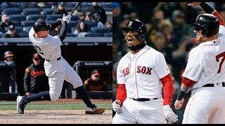 Boston Red Sox vs New York Yankees Highlights || July 1, 2018