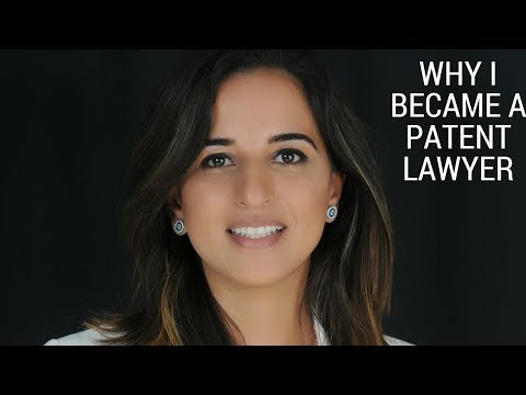 Why I became a patent lawyer
