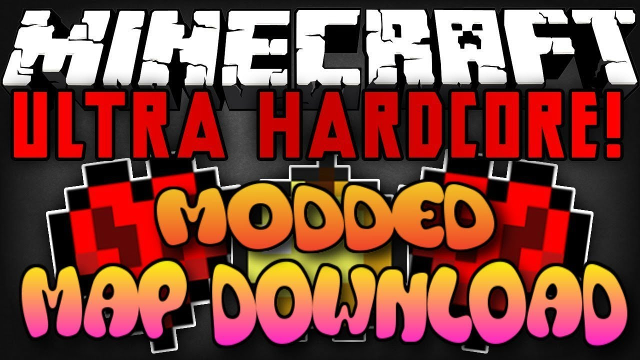 Minecraft: XBOX 360/ONE/PS3/PS4 - MODDED UHC SERVER MAP ...