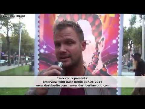 Interview with dj & producer Dash Berlin at ADE 2014