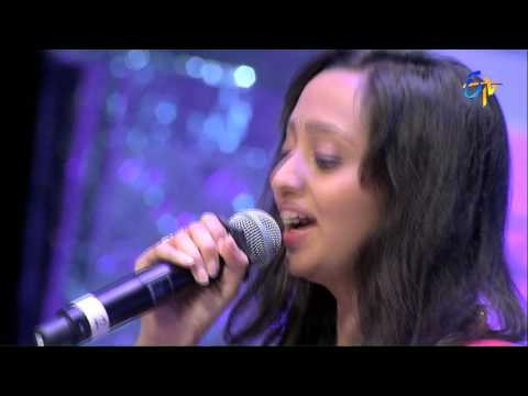 Andama Anduma Song - SP Balasubrahmanyam, Malavika Performance in ETV Swarabhishekam - 13th Dec 2015