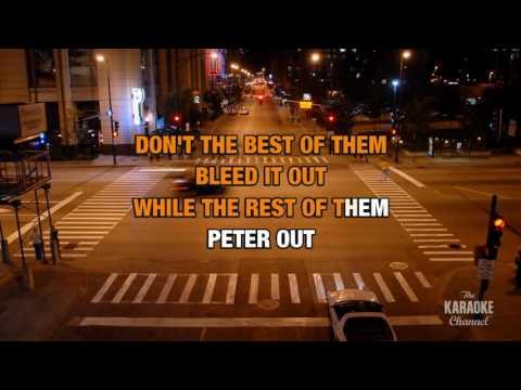 My Hero in the style of Foo Fighters | Karaoke with Lyrics