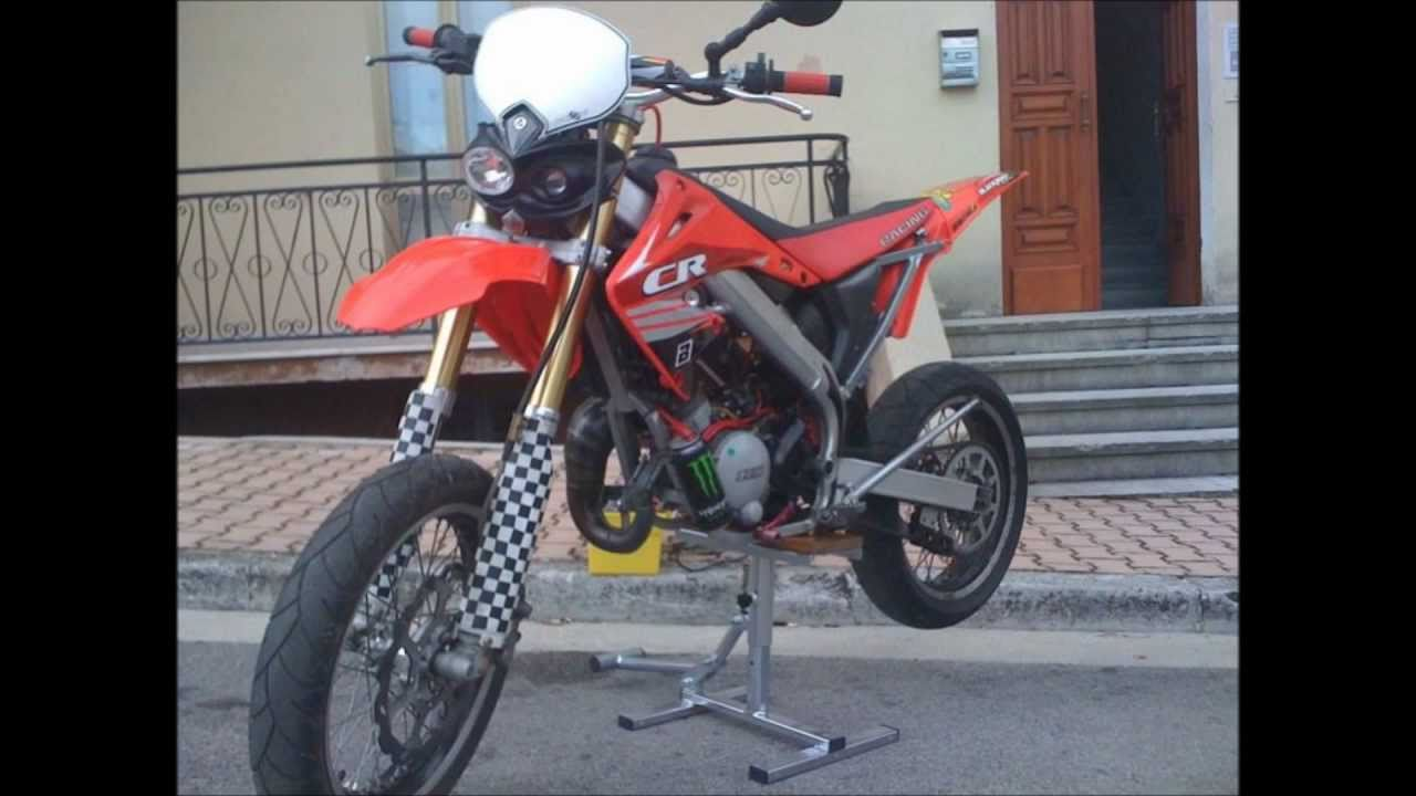 My HM Derapage Six Competition TPR 85cc (seconda parte) by ...