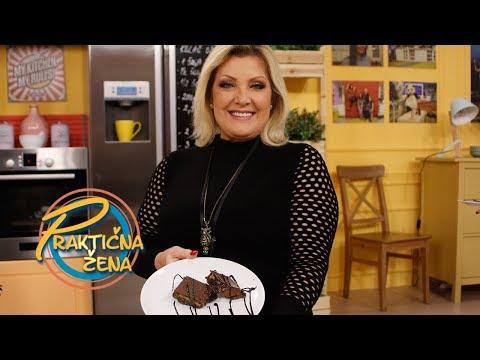 Praktična žena - Snežana Đurišić: Penasti kolač sa makom