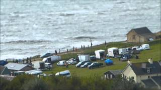 Broadchurch Series 2 Final Scene filming timelapse