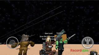 Guardians of the Galaxy Roblox